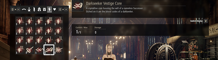 Code Vein Vestiges
