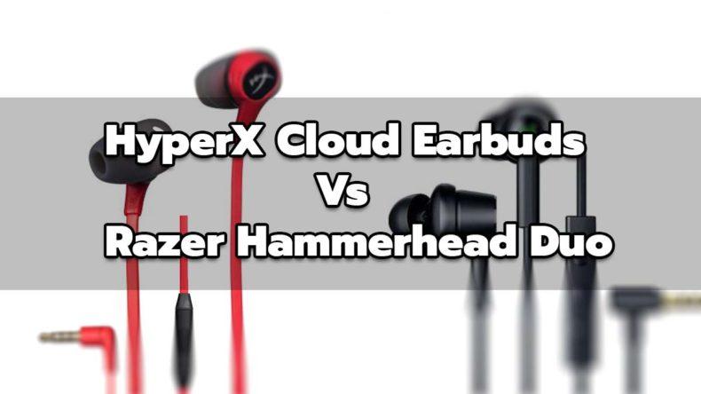 HyperX vs Razer
