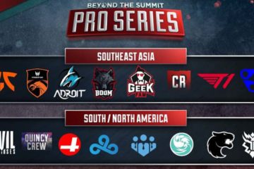Dota2 Pro Series