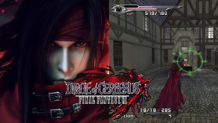 Final Fantasy: Dirge of Cerberus