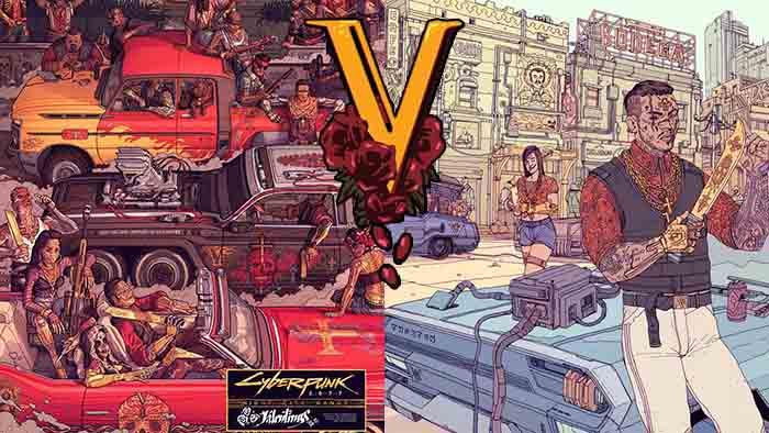 Cyberpunk 2077, Valentino's