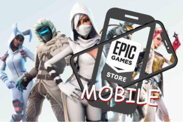 Epic Game Store Mobile