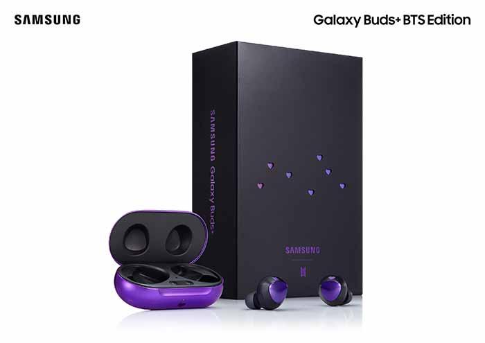 Galaxy S20+ BTS Edition Box Set