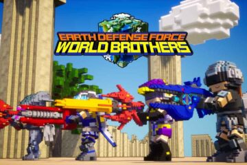 Earth Defense Force, World Brothers