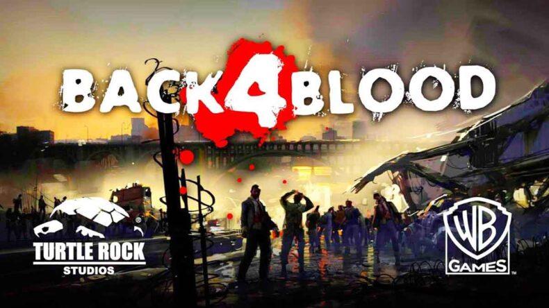 Back 4 Blood, Concept Art