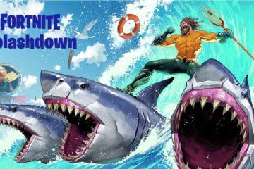 Fortnite Chapter 2 Season 3: Splash Down, Point of Interest, The Ruins