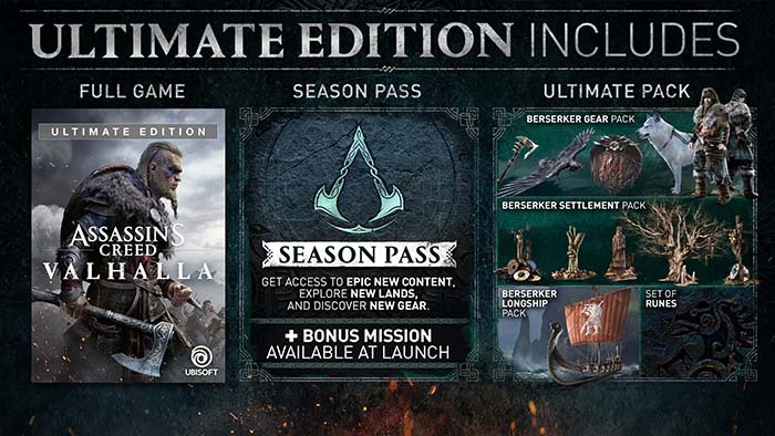 Ubisoft Forward, Assassin's Creed Valhalla