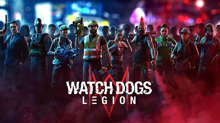 Ubisoft Forward, Watch Dogs: Legion