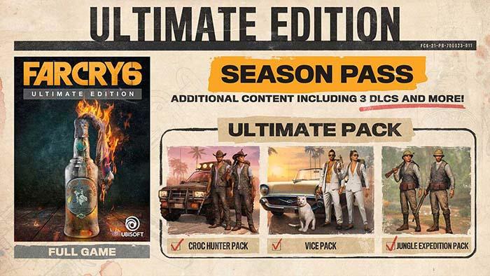 Ubisoft Forward, Far Cry 6 Ultimate Edition