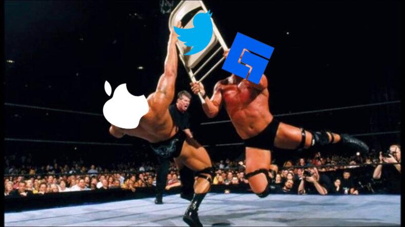 Facebook Gaming, Apple Store