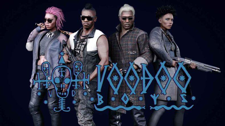 Cyberpunk 2077, Night City Gang, Voodoo Boys