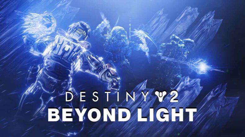 Destiny 2 Beyond Light Stasis Subclass