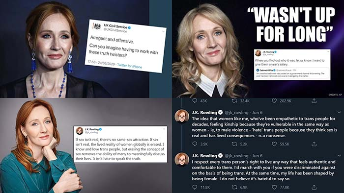 Hogwarts Legacy, J.K. Rowling