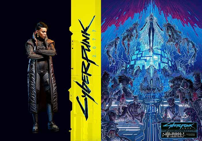 Cyberpunk 2077, Night City Gang, Voodoo Boys, Brigitte