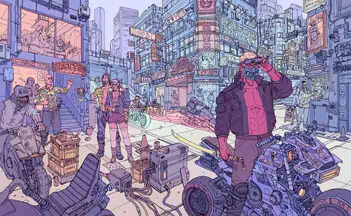 Cyberpunk 2077, Tyger Claws