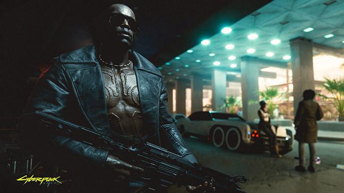 Cyberpunk 2077, Night City Gang, Voodoo Boys, Pacifica