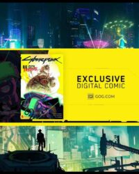 Cyberpunk 2077, Exclusive Bonus Comic, GOG.com