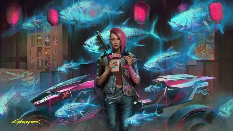 Cyberpunk 2077 Night City Wire Episode 4