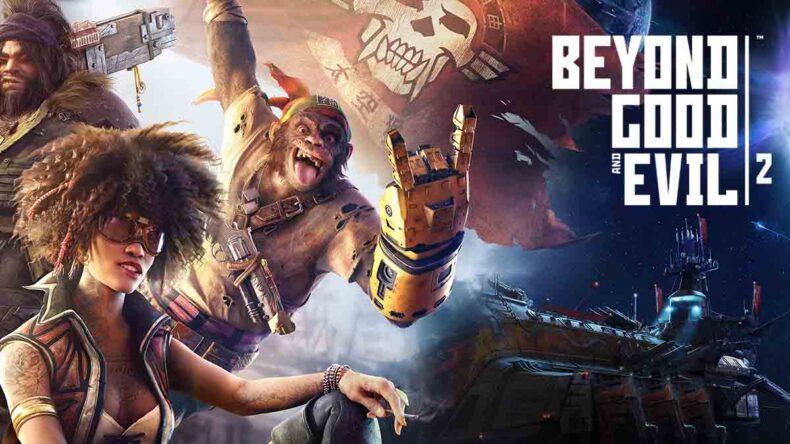 Beyond Good & Evil 2, Netflix