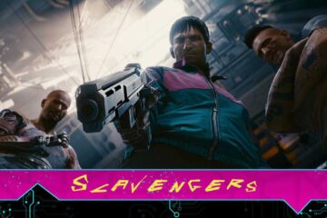 Cyberpunk 2077 Gang of Night City Scavengers