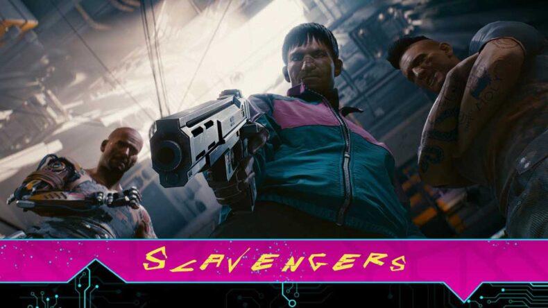 Cyberpunk 2077 Gang of Night City Scavengers