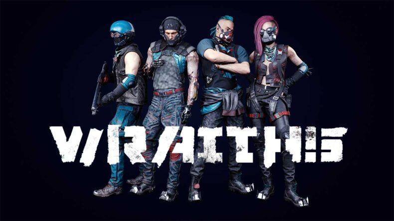 Cyberpunk 2077 Gang of Night City Wraiths