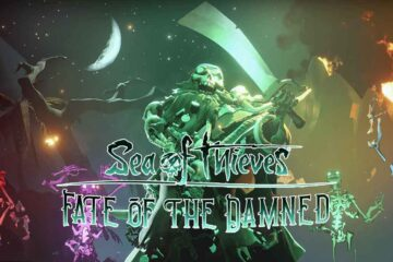 Sea of ​​Thieves, Fate of the Damned, Halloween Event