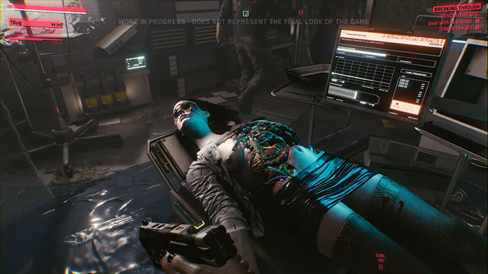 Cyberpunk 2077, Gang of Night City, Scavengers