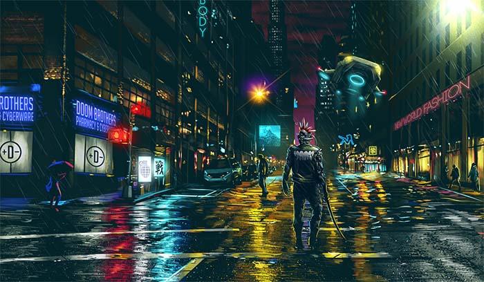 Cyberpunk 2077, Exclusive Bonus Comic, GOG.com