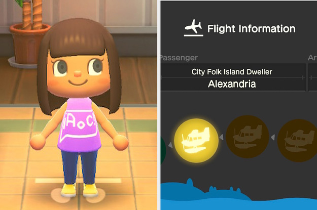 Alexandria Ocasio-Cortez, AOC, Animal Crossing: New Horizons