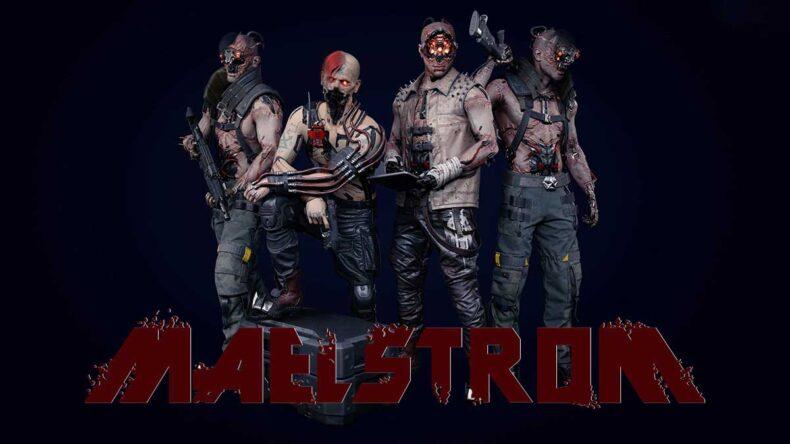 Cyberpunk 2077, Gang of Night City, Maelstrom