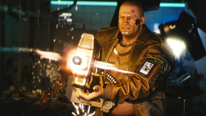 Cyberpunk 2077, Gang of Night City, Scavengers, Scavengers Boss
