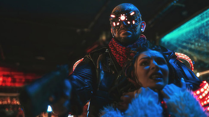 Cyberpunk 2077, Gang of Night City, Maelstrom, Simon Randall, Royce