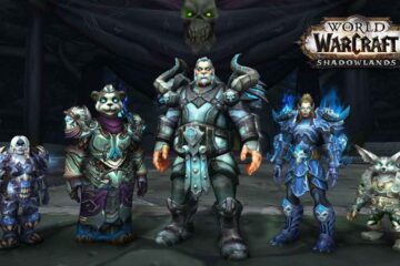 World of Warcraft: Shadowlands, Azeroth