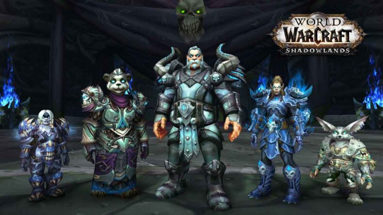 World of Warcraft: Shadowlands, Azeroth