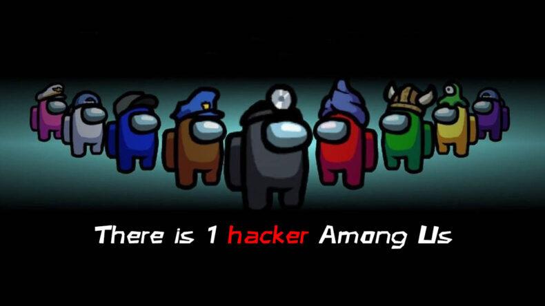 Among Us hacker