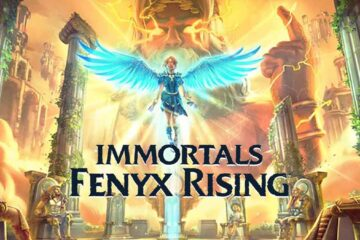 Immortals Fenyx Rising DLC
