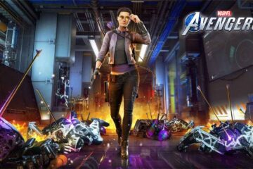 Marvel's Avengers DLC, Kate Bishop Hawkeye