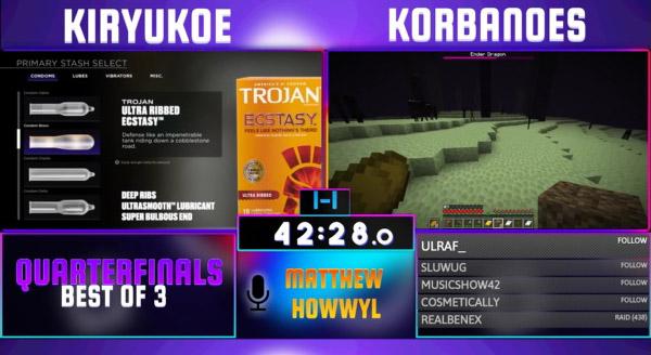 Minecraft Speedrunnig Tournament
