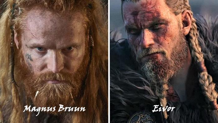 Assassin's Creed Valhalla, Odin's Hootenanny, Magnus Bruun