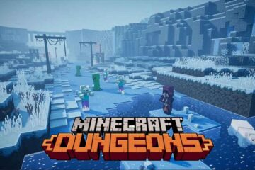 Minecraft Dungeons, Chills and Thrills Event