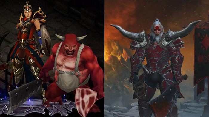 Diablo 3 Darkening of Tristram, Red Soul Shard, Butcher Pet