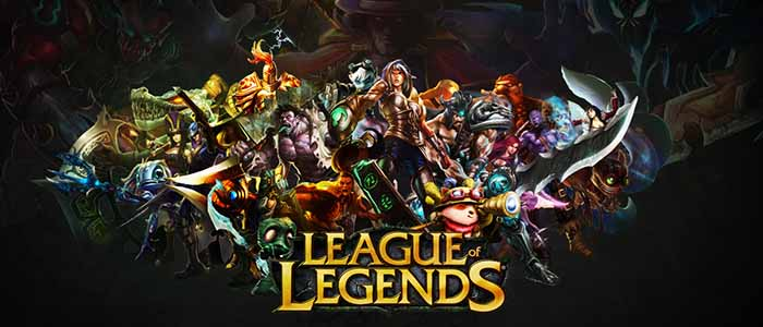 The Game Award, Best Esports Game, League of Legends