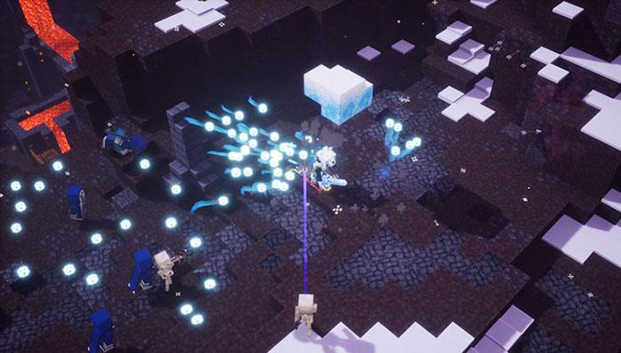 Minecraft Dungeons, Chills and Thrills Event