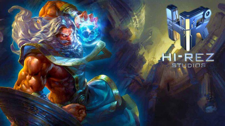 Hi-Rez Studios, Rogue Company, Paladins: Champions of the Realm, SMITE: Battleground of the Gods