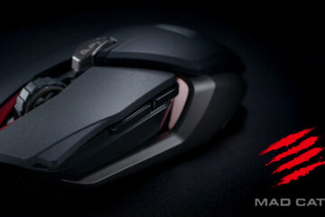 RAT DWS Wireless Gaming Mouse, Mad Catz BAT 6+ Gaming Mouse