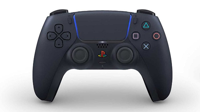SUP3R5, Black PlayStation 5, DualShock Controllers