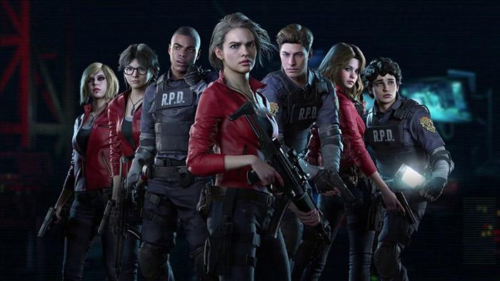 Resident Evil, Multiplayer, Close Beta Test, Resident Evil Showcase
