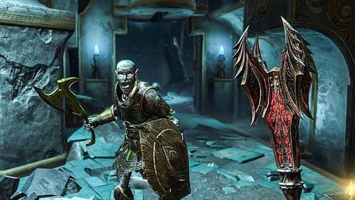 The 10 Worst Video Games of 2020, รวมเกมยอดแย่แห่งปี 2020, The Elder Scrolls: Blades (Switch)