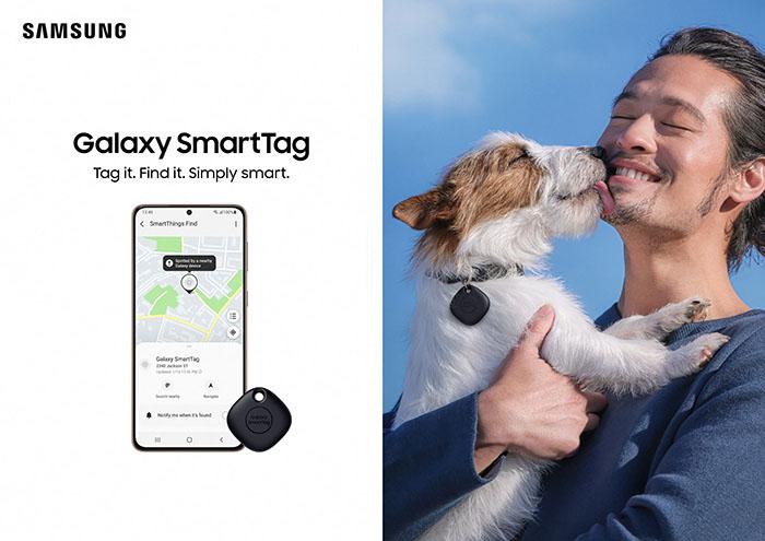 Samsung Galaxy S21 5G, S21+ 5G, S21 Ultra 5G, Galaxy SmartTag